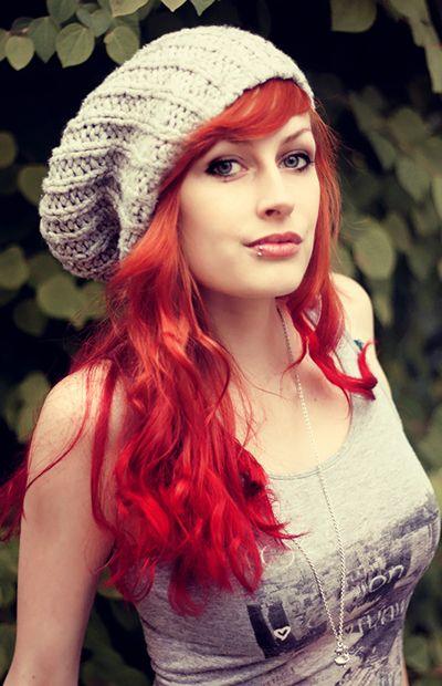 Klaama_d on Devart, portrait reference & curled/kinked hair