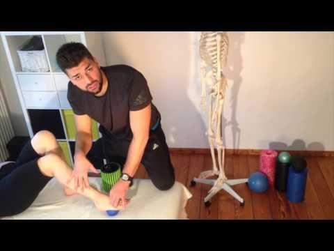Fersensporn - Erkennung und Behandlung, Teil 2 - YouTube