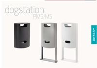 M5 dog stations  M5 contenitori per deiezioni canine