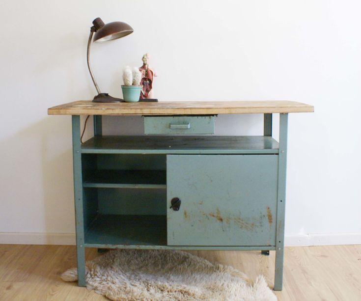 ... Vintage Kast op Pinterest - Slaapkamers Op Zolder, Vintage en Kleur
