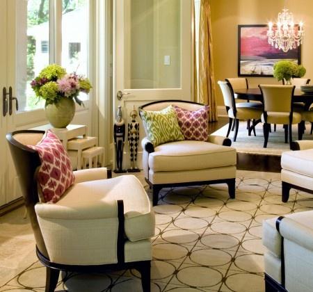 Interiors ‹ Eileen Marshall   Living Room