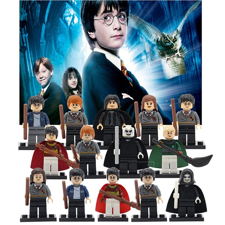 Harry Potter Building Blocks Minifigures Single Sale Hermione Ron Lord Voldemort Draco Malfoy Mini Figures Kid Toys For Children #>=#>=#>=#>=#> Click on the pin to check out discount price, color, size, shipping, etc. Save and like it!