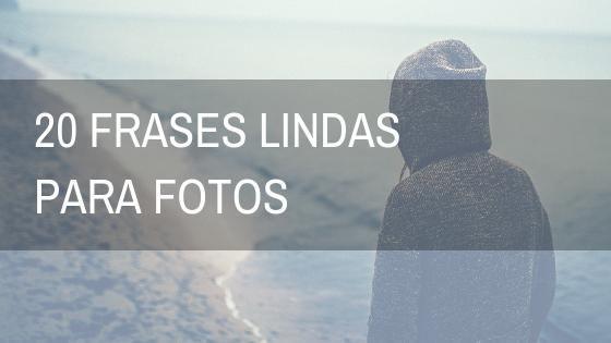 Legendas Para Fotos Sozinhos Fotos Legenda Para