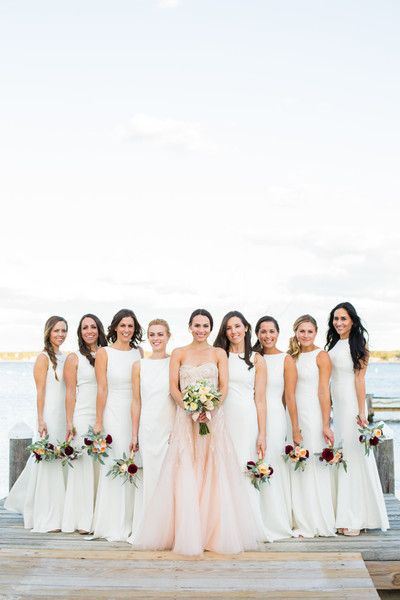 Modest Wedding Dresses Massachusetts : Modest bridesmaid dresses blush wedding g