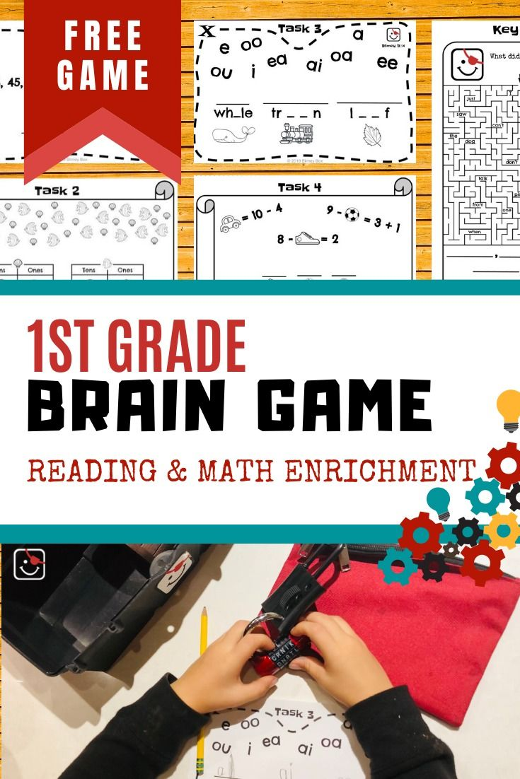 First Grade Reading And Math Game Free Pdf First Grade Reading 1st Grade Math 1st Grade Math Games [ 1102 x 735 Pixel ]