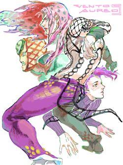 Diavolo/Doppio and King Crimson