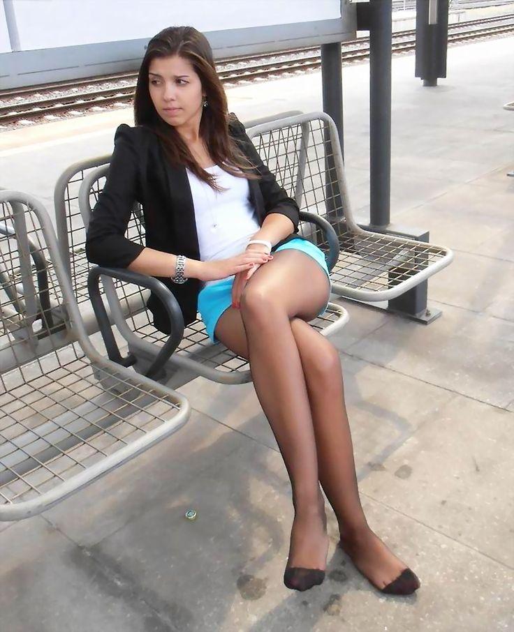 Women Video Mature Pantyhose Collant Pantyhose 115
