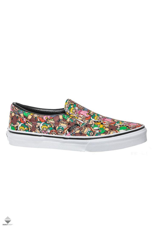 Buty Młodzieżowe Vans Classic Slip-on