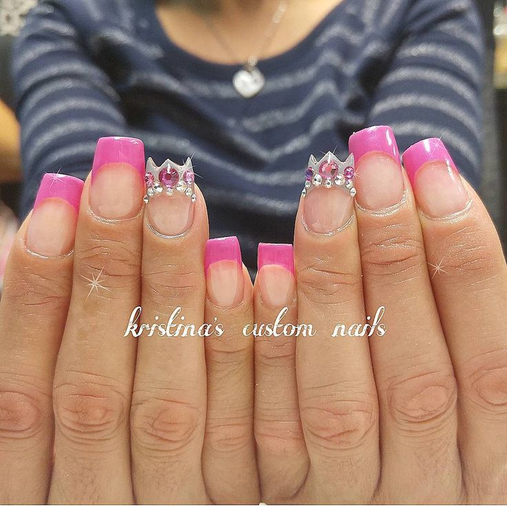 Princess Acrylic Nails: The Best Nails T.M.M:)