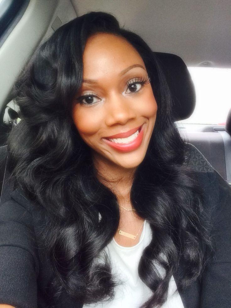 Sassy Mitchell Eurasian Exotic Wave Hair Dyed Jet Black