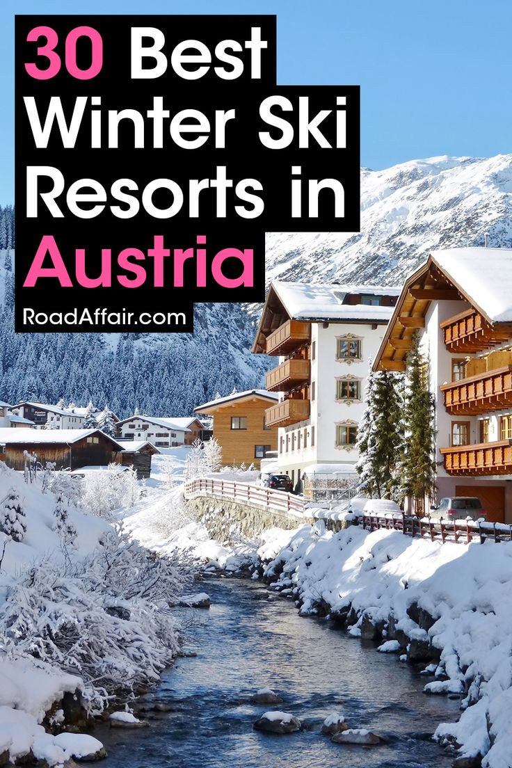 Discover the best ski resorts in austria click the pin to find the best skiing