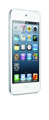 Apple iPod touch 32GB White (5th Generation) NEWEST MODEL by Apple, http://www.amazon.com/dp/B0097BEF1S/ref=cm_sw_r_pi_dp_75WSqb0ZM59HT