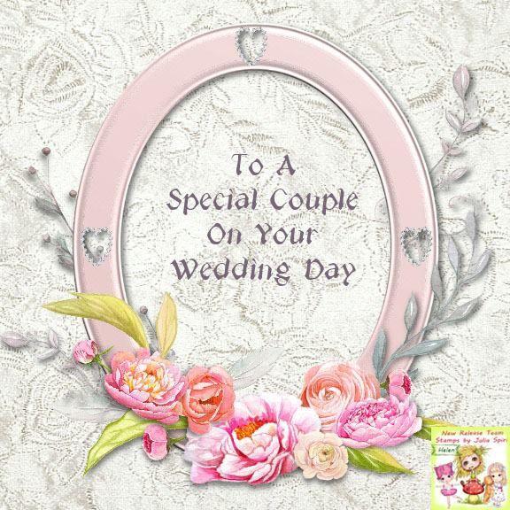 Julia Spiri Challenge Blog: New Release: Wedding