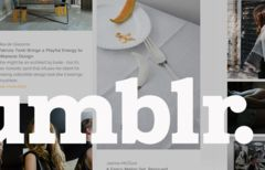 Muse + Tumblr = Mumblr. This Tumblr Blog widget allows you to easily integrate a blog into your Adobe Muse site. #adobemuse #musethemes #blog #web #webdesign #blogging