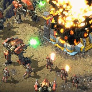 Play Battle for the Galaxy action game on BGames.com. Battle for the Galaxy is a great space battle game that you'll play against spaceships, hi-tech robots and enemies of future.