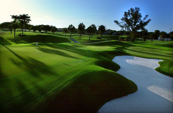 Boca Raton Golf Course Most Beautiful Golf Courses