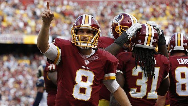 kirk cousins   Fantasy Football Week 3 Projection: Washington Redskins QB Kirk ...