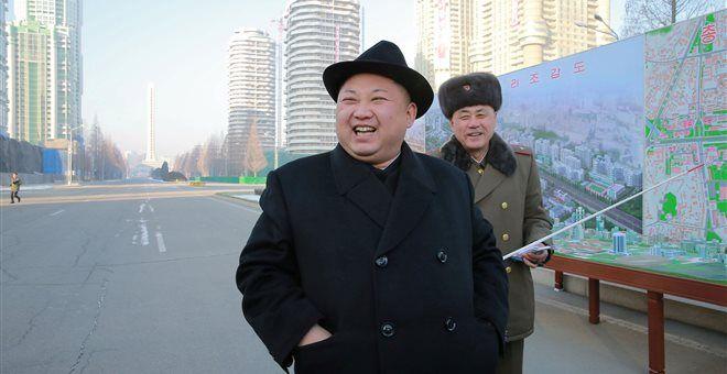 [Σκάϊ]: Η Βόρεια Κορέα εκτόξευσε βαλλιστικό πύραυλο μέσου βεληνεκούς | http://www.multi-news.gr/skai-voria-korea-ektoxefse-vallistiko-piravlo-mesou-velinekous/?utm_source=PN&utm_medium=multi-news.gr&utm_campaign=Socializr-multi-news