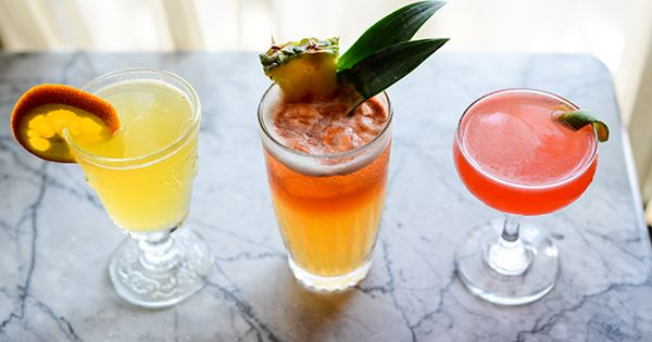 The 10 Best Happy Hours for Grown Women via @PureWow
