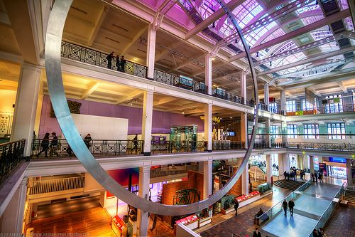 The Science Museum,Highly informative and entertaining Science Museum fills seven floors with interactive exhibits.