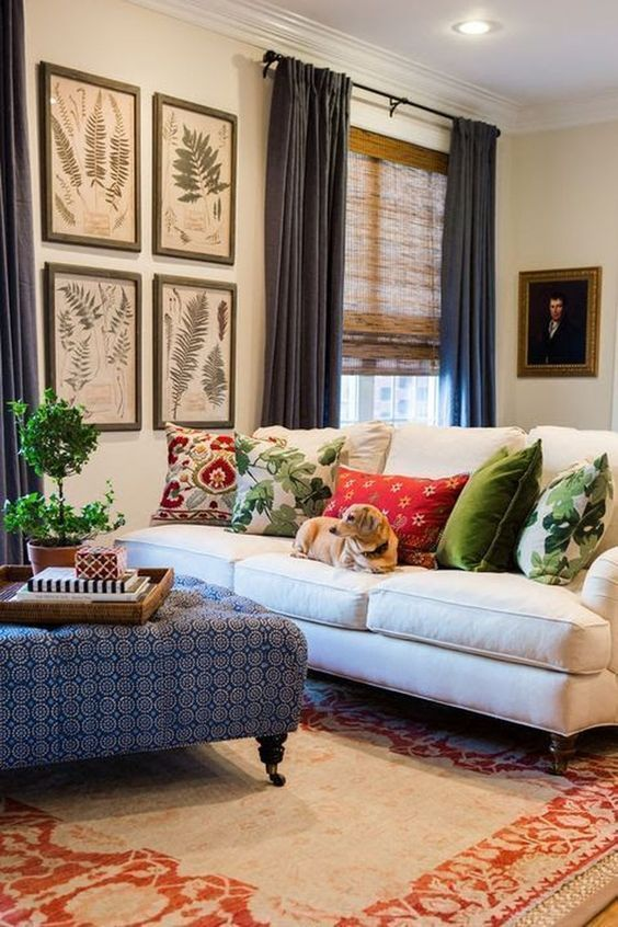 Beautiful pillows, colorful decor decorating tips and tricks