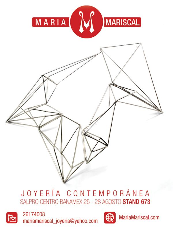 #INTERSECCIÓN #JoyeriaContemporanea por Gabriela Garcia y Fabian Pelayo, via @Behance