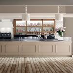 Trevi Series Model, store front display counters