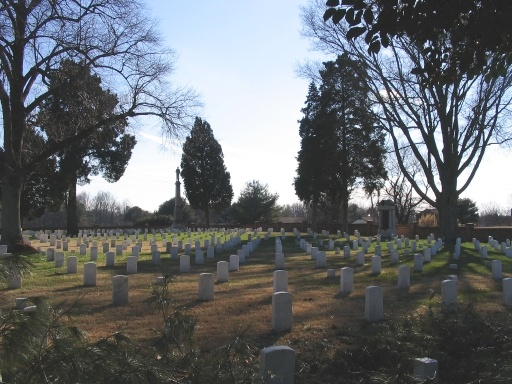 Cold Harbor National Cemetery  Route 156 North  Mechanicsville  Hanover County  Virginia  USA  Postal Code: 23111  Phone: (804) 795-2031