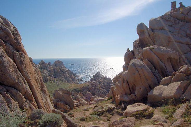 Capo Testa - Santa Teresa Gallura, Sardegna