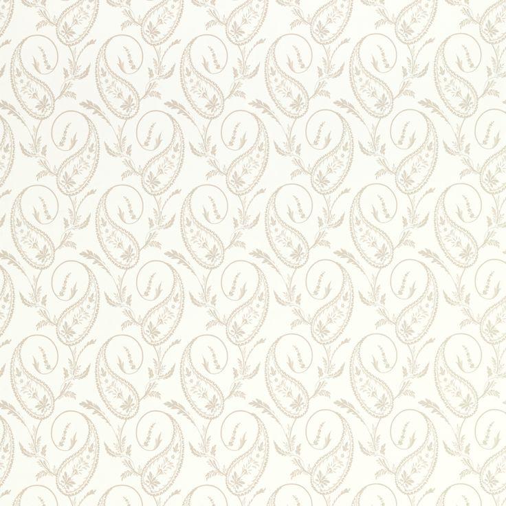 Laura Ashley Kitchen Wallpaper: Thistlewood Natural Patterned Wallpaper