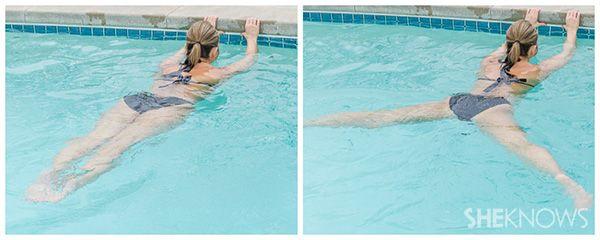 Best 25 Water Aerobic Exercises Ideas On Pinterest