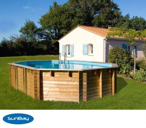 12 best Piscines en bois images on Pinterest Swimming pools