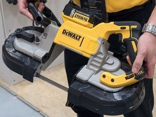 DEWALT DCS371B 20V MAX Lithium-Ion #Band #Saw