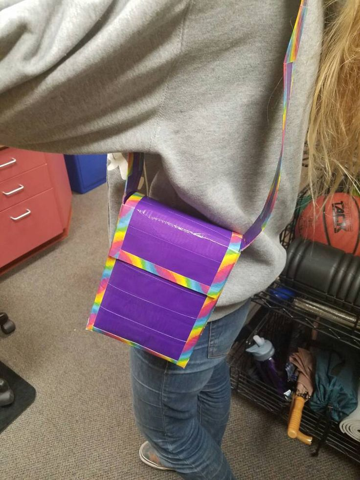 Excited to share the latest addition to my #etsy shop: Duct Tape Small Purses http://etsy.me/2ErRTWR #bagsandpurses #birthday #christmas #rainbow #ducttape #fashion #colors #small #purses