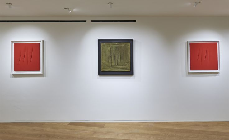 Auto-destruct: Lucio Fontana at Tornabuoni Art