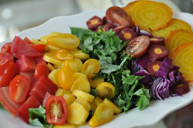 Goldtopf Salat