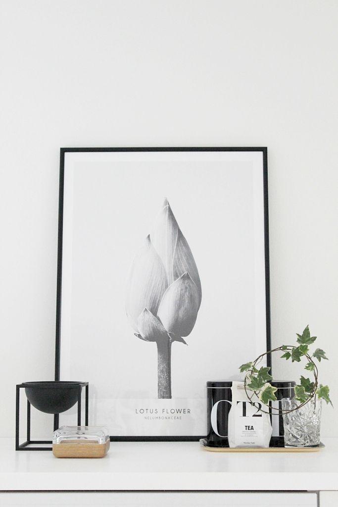 Vaihtelevasti Valkoista // Desenio / By Lassen Kubus / Iittala Vitriini