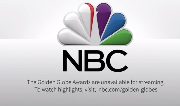 NBC isn't streaming the Golden Globes and people are not happy http://ift.tt/2iteZk7