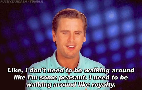 keeping up with the kardashian quotes  scott