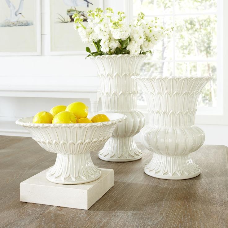 W7134Handmade Petal Vase – Large Vases