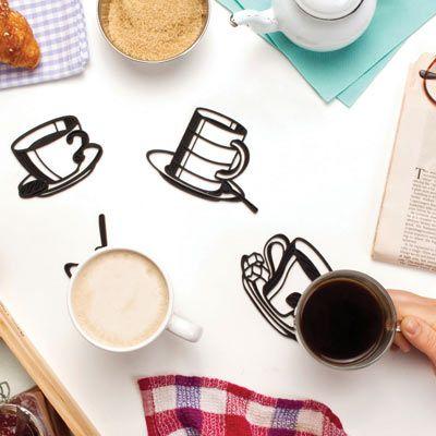 Tash - Sketch Coasters