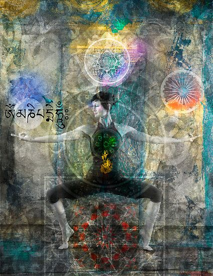 """""""Balancing The Chakras"""" by Antaratma Images 