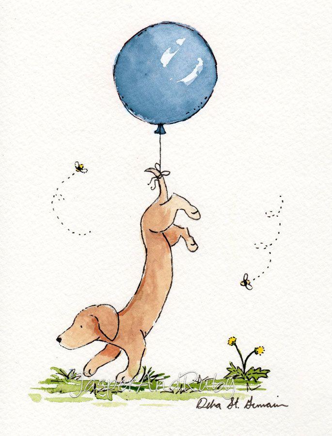 I love children's illustrations!