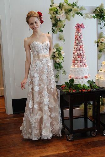 #dress show #Mira Zwillinger #Beatrice #wedding #weddingdress #NOVARESE #ミラ・ズウィリンガー #ウエディング #ベアトリス #ウエディングドレス #ノバレーゼ #ショー #東京 東洋軒
