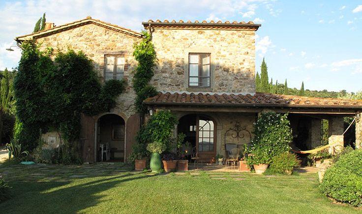 Oltre 25 fantastiche idee su giardino pietra su pinterest for Case in stile meridionale con avvolgente portico