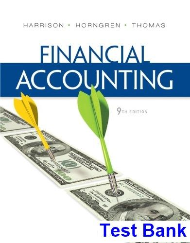 financial accounting 9th edition answer key