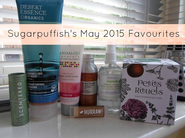 Watch Sugarpuffish's informative video with all her May skincare favourites including our Organic Manuka Floral Water - Favourites May 2015 (Video)