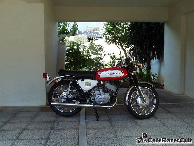 Kawasaki Avenger 350