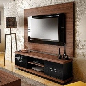 15 best Rack de Pared images on Pinterest Tv walls Tv units and