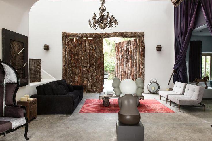 CASA MALCA: La mansión de Pablo Escobar en Tulum, México es ahora un lujoso resort cinco estrellas | MEGA RICOS